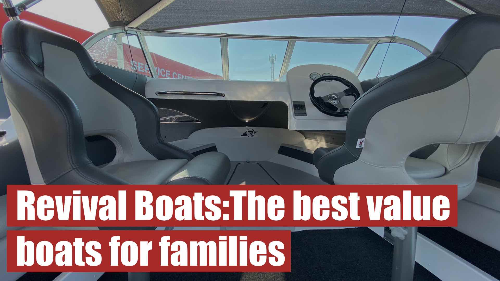 Revival Boats: The Best Value Boat For Families