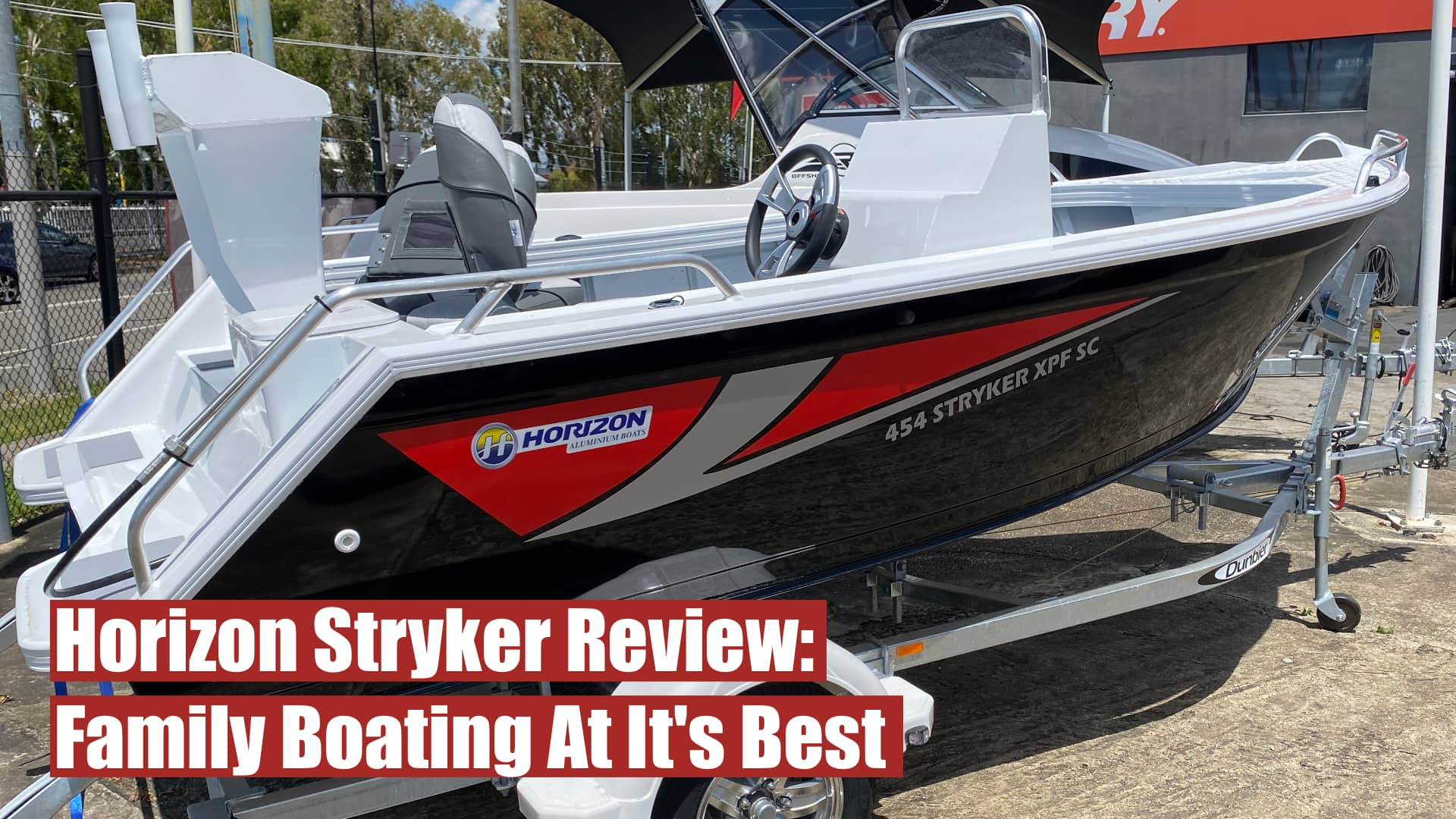 Horizon Stryker Review: Family Boating At It's Best