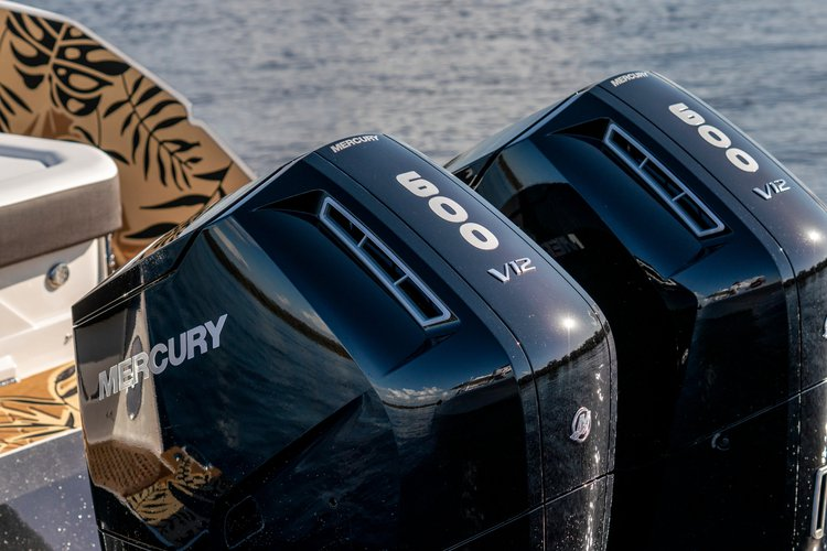 Mercury V12 Outboard earns Top Product Honours