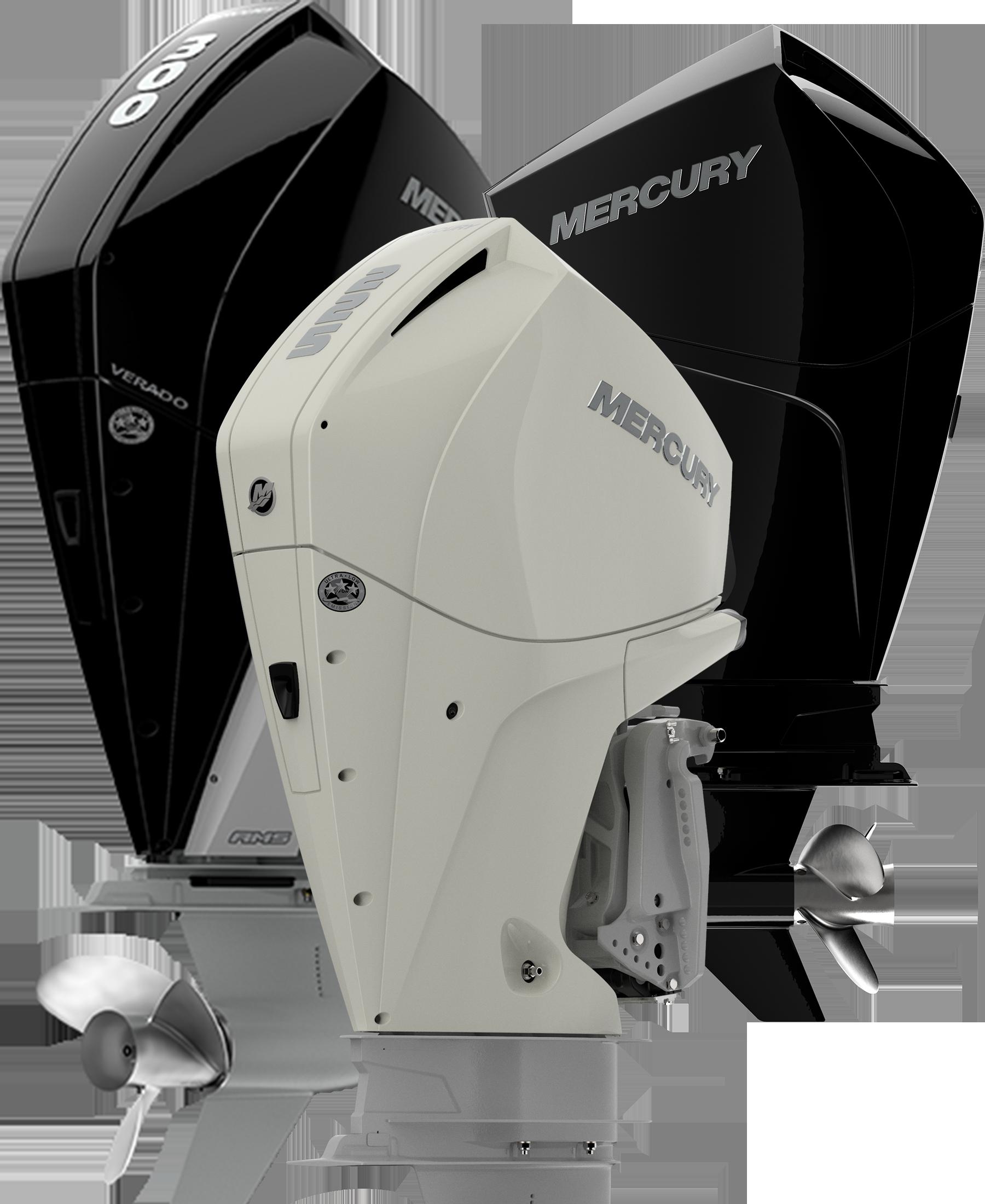 MERCURY V8 & V6 – Delivering legendary performance