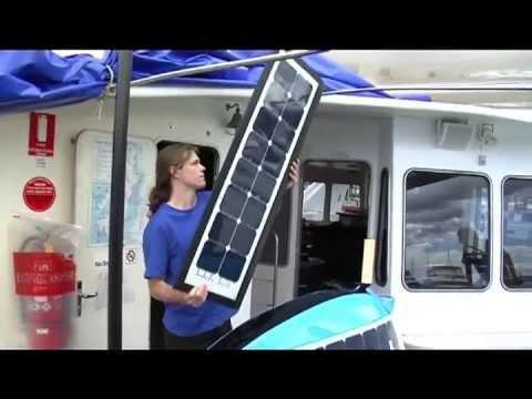 Steber Solar Sailor (SSS) Bluebottle