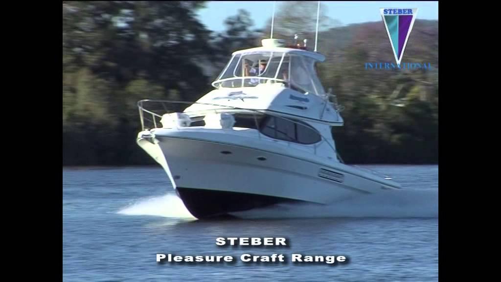 Steber Pleasure Craft Range