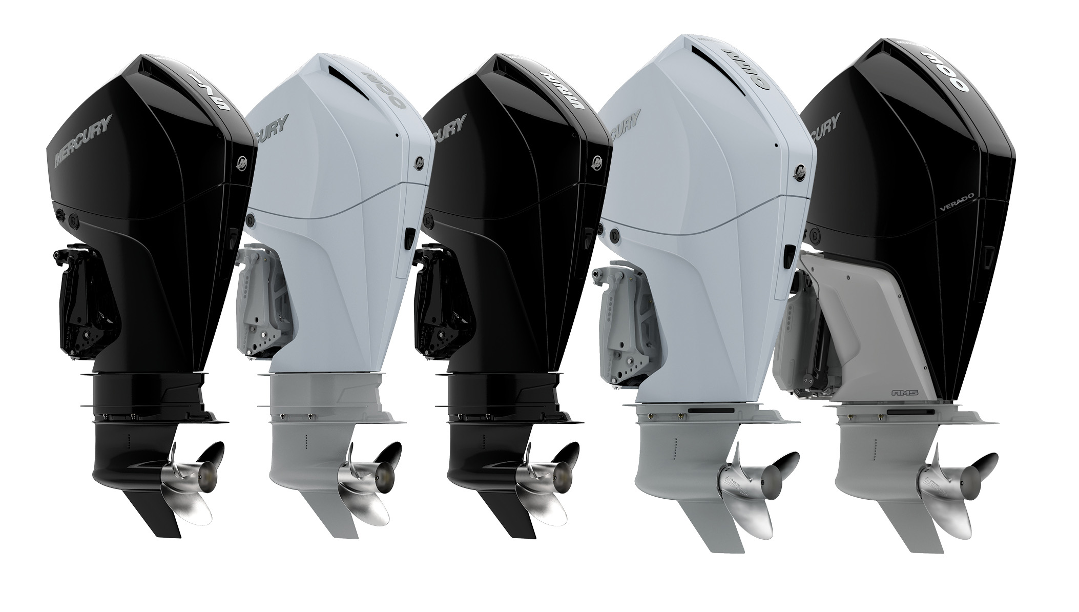 Mercury announces a New Era in FourStroke – releasing NINE  new V-8 and V-6 outboards